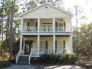 Destin Coastal Beach Cottage