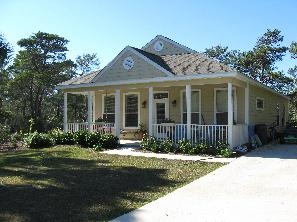 Destin Florida Coastal Cottage